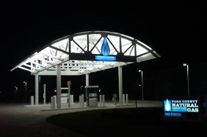 York County Natural Gas Station